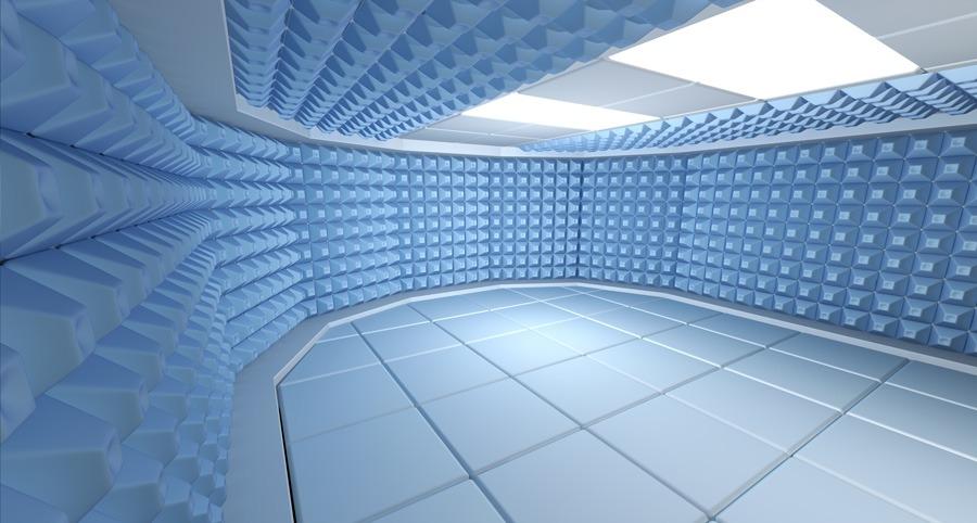 Camera anecoica o semi anicoica su misura - Insonorizzare camera ...
