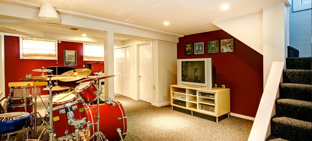 Sala musica home dai alla tua passione il giusto spazio - Insonorizzare casa ...