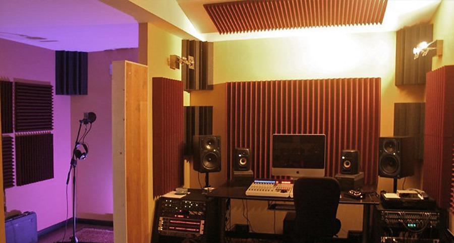 Sala prove musicale acustica e soluzioni per la tua casa - Insonorizzare casa ...