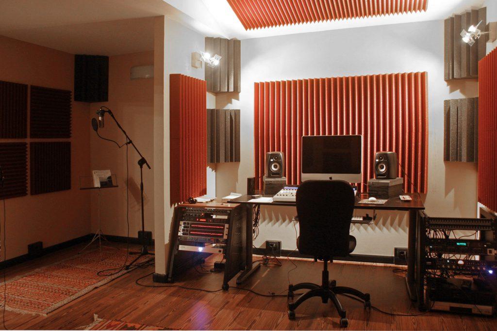 Home recording studio 1